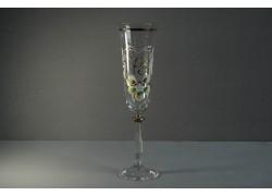 Výroční sklenička Angela - flétna 50 (190ml Cryst)