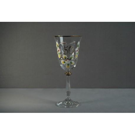 Výroční sklenička Angela 50 (250ml crystal)