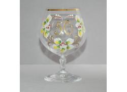 Výroční sklenička Carmen 50 let (400ml crystal) www.sklenenevyrobky.cz