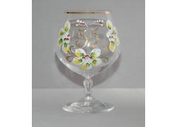 Výroční sklenička Carmen 55 (400ml bílá)