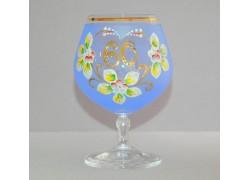 Annual glass - jubilee for birthdays 60 year www.sklenenevyrobky.cz