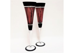 Champagnergläser 180ml Set 2Stk www.sklenenevyrobky.cz