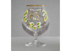 Výroční sklenička Carmen 65 (400ml crystal)