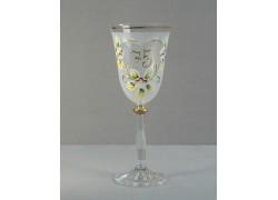 Výroční sklenička Angela 75 (250ml bílá)
