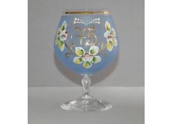 Výroční sklenička Carmen 75 (400ml modrá)