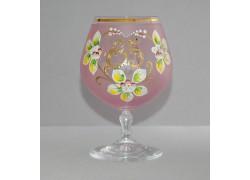 Výroční sklenička Carmen 85 (400ml růžová)