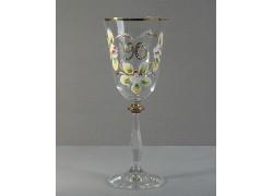 Výroční sklenička Angela 90 (250ml crystal)