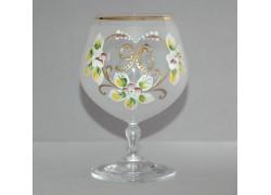 Výroční sklenička Carmen 90 let (400ml bílá) www.sklenenevyrobky.cz