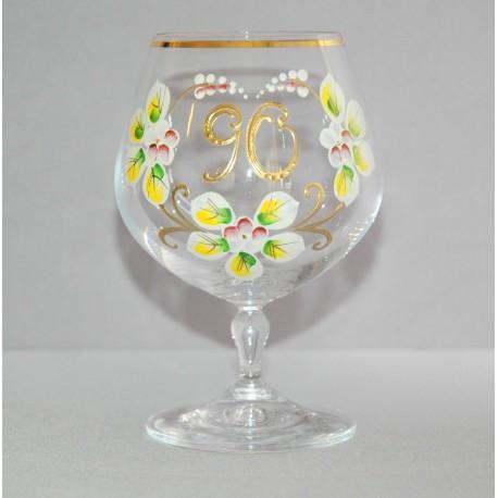 Výroční sklenička Carmen 90 (400ml crystal)
