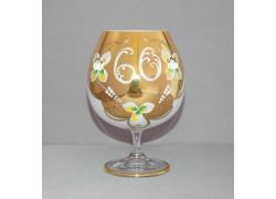 Výroční sklenice Natálie na koňak 60 Opál 400 ml