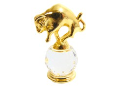 Taurus - zodiac sign www.sklenenevyrobky.cz