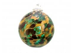 Glass ball 10cm www.sklenenevyrobky.cz