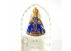 Infant Jesus of Prague from glass 3x4cm www.sklenenevyrobky.cz