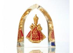 Infant Jesus of Prague red www.sklenenevyrobky.cz