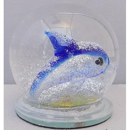 Sněžící koule delfíně 60 mm