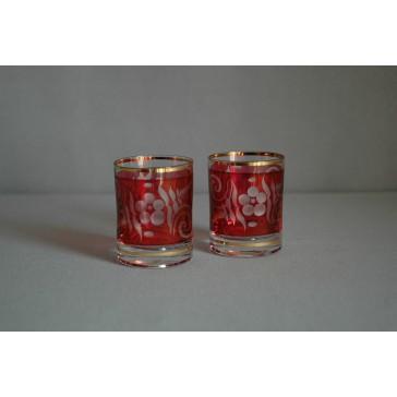 Barline 60ml listr duo červená