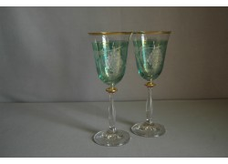 Angela 250ml duo hroznové víno zelený listr
