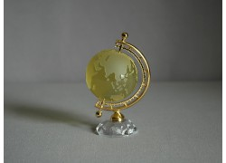 Globus 50mm citrin,výška 9cm