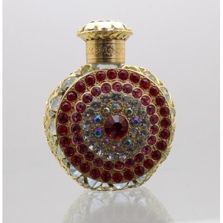 Skleněný flakon na parfém 1.
