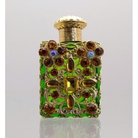 Skleněný flakon na parfém 6.