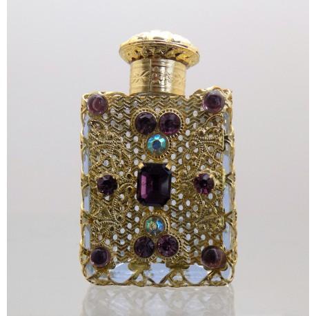 Skleněný flakon na parfém 10.