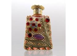 Skleněný flakon na parfém 11.