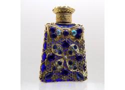 Skleněný flakon na parfém 12.
