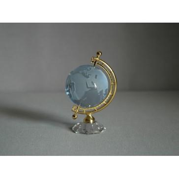 Globus 50mm vodní modř