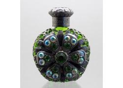 Skleněný flakon na parfém 19.