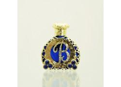 Flakon na parfém písmeno B