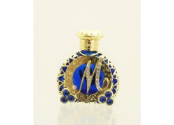 Flakon na parfém písmeno M