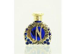 Flakon na parfém písmeno N