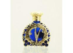 Flakon na parfém písmeno V