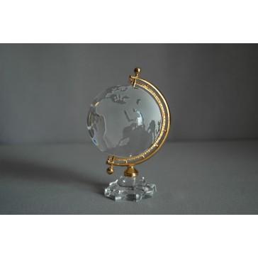 Globus 70mm crystal