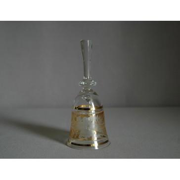 Zvonek listr malý I. 13cm žlutá