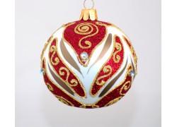 Vánoční koule 80mm