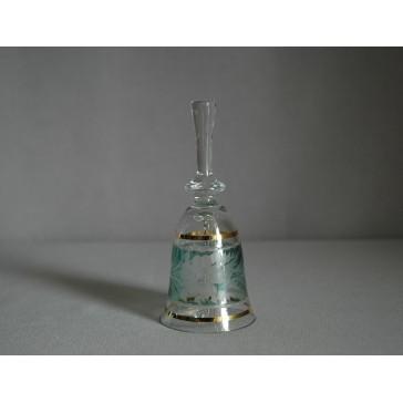 Zvonek listr malý I. 13cm zelený