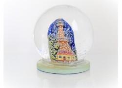 Sněžící koule Petřín Praha 60mm