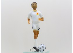 Cristiano Ronaldo Real Madrid 12x4,5x4,5cm