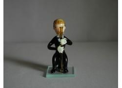 Muzikant velký bassoon