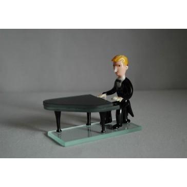 Pianista (v.9cm š.5cm d.11cm)