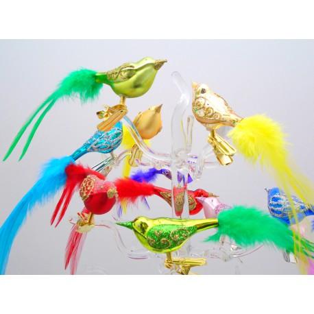 Ptáček malý 1500 set 10ks 13-16x4x2,5cm
