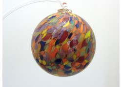 Glass balls 6cm www.sklenenevyrobky.cz