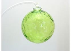 Závěsná koule z hutního skla 6 cm 3.
