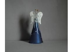 Skleněný anděl velký 13.