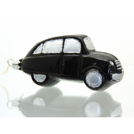Vánoční ozdoba autíčko, 9045 Mercedes-Benz veterán, malé