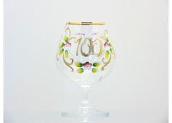 Jubilee Glass Carmen 100 years clear www.sklenenevyrobky.cz