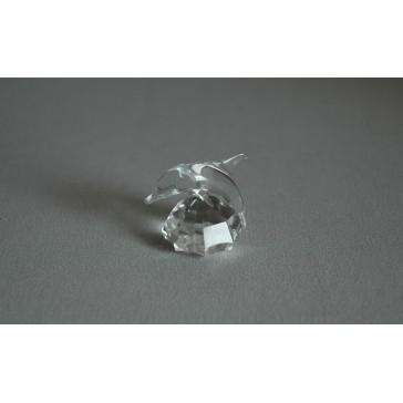 Delfín mini crystal 3x3,5x4cm
