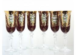 Sklenice na šampaňské Christine 150ml 6ks