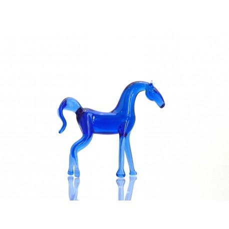 Blue Horse www.sklenenevyrobky.cz